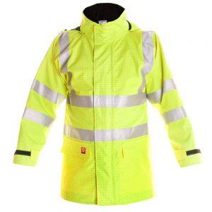 FR & Antistatic Resistant Hi Vis Jacket (ETF1901AUL)