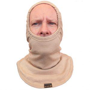 Kermel Half Shoulder Flash Fire Hood (ETF20TKV)