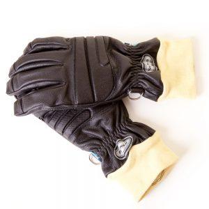 Leather / Kevlar® Firefighter Gloves (ETF309)