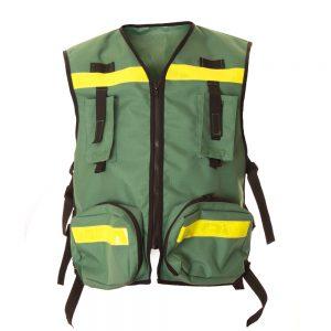 Sleeveless Firefighter Utility Vest (ETF1256)