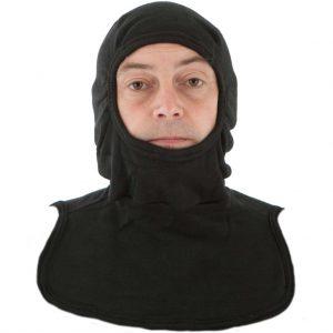 Carbon X Half Shoulder Fire Hood (ETF2CX)