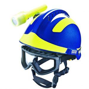 MSA F2 X-TREM Multifunctional Rescue & Wildland Fire Helmet