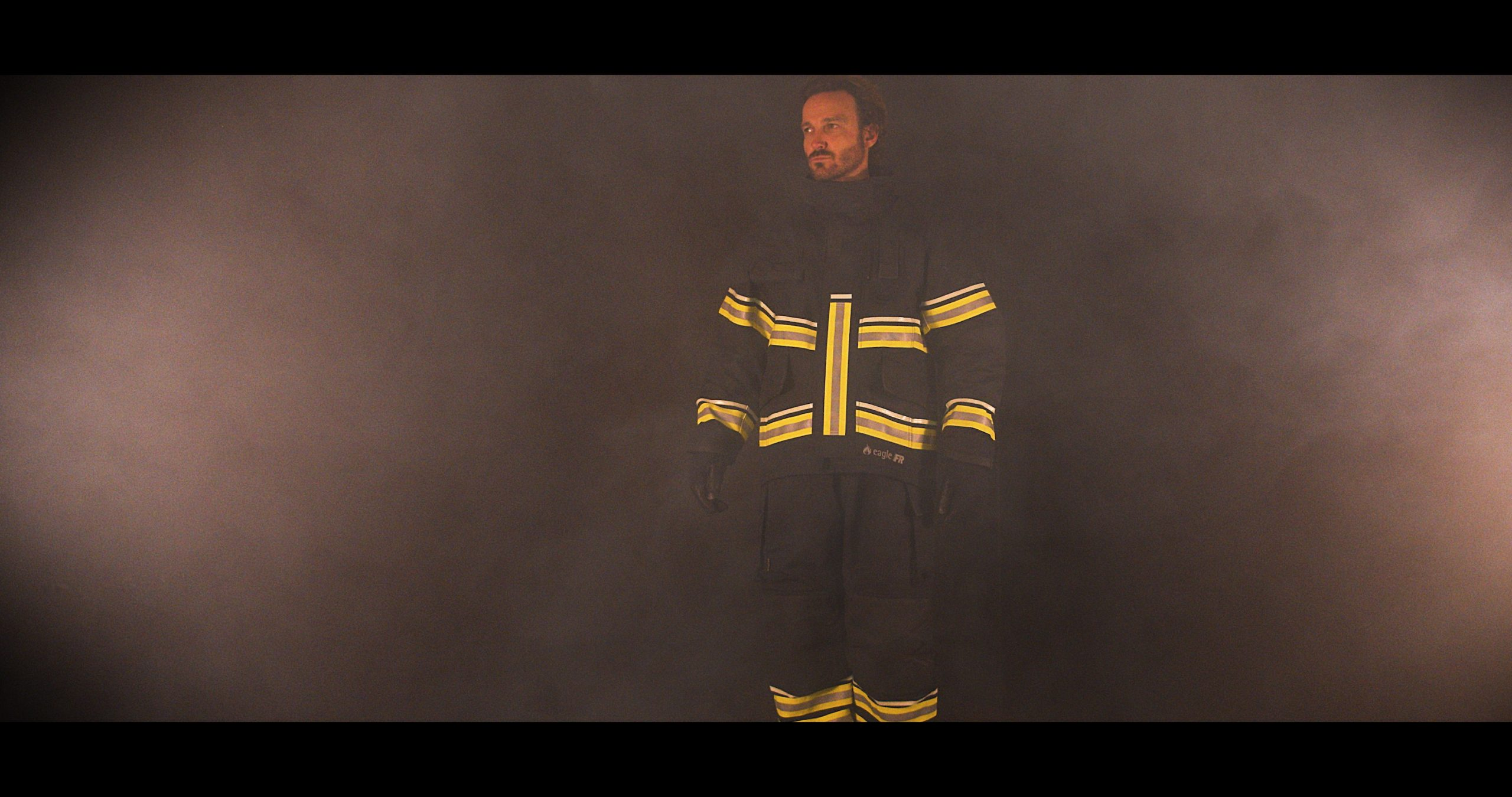 Eagle Enforcer Fire Suit featuring Nomex Twin System with NightGlow Technology