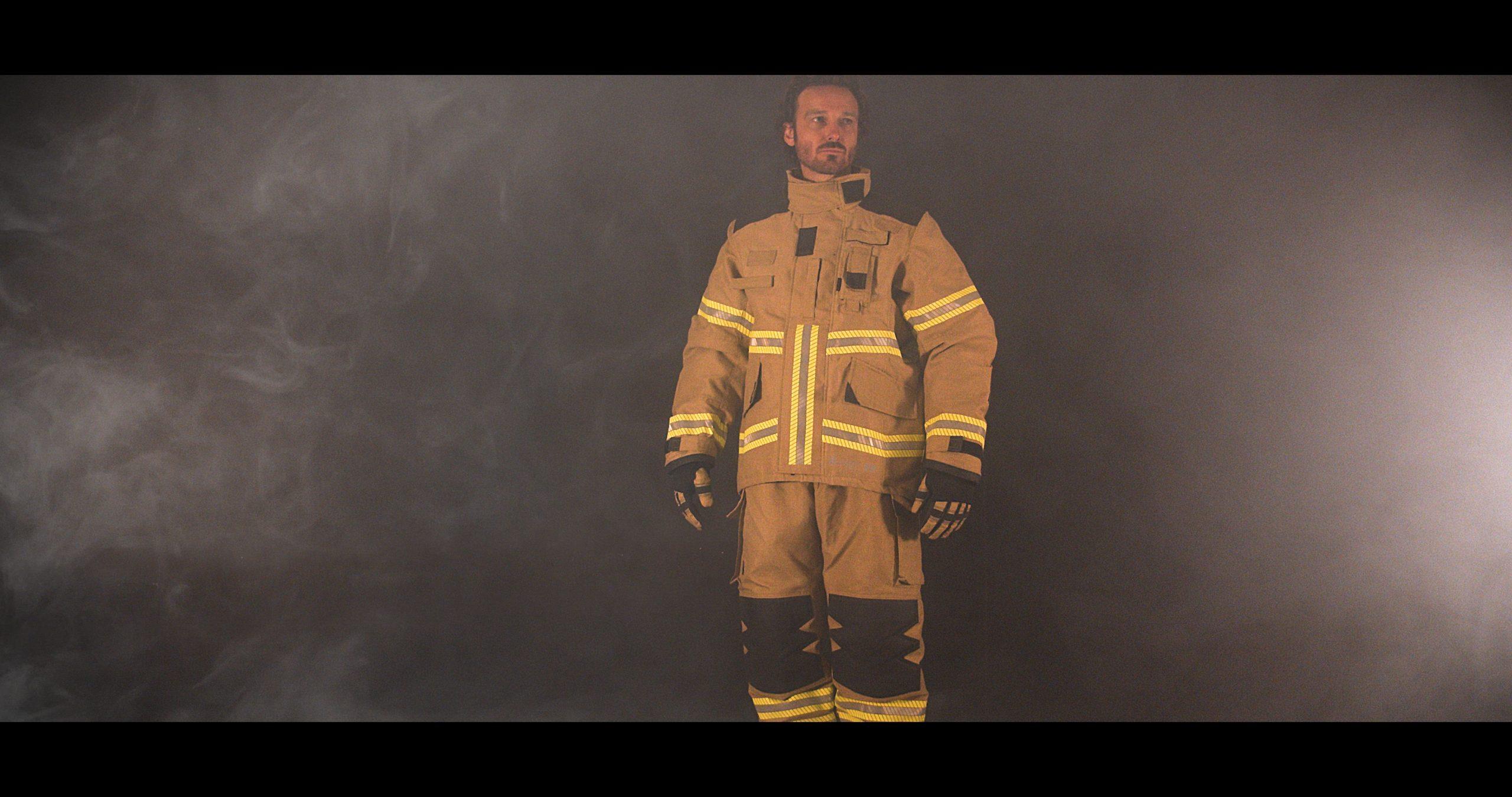 Eagle VULCAN 3D Design Fire Suit with PBi Pro & Stedair 3000E