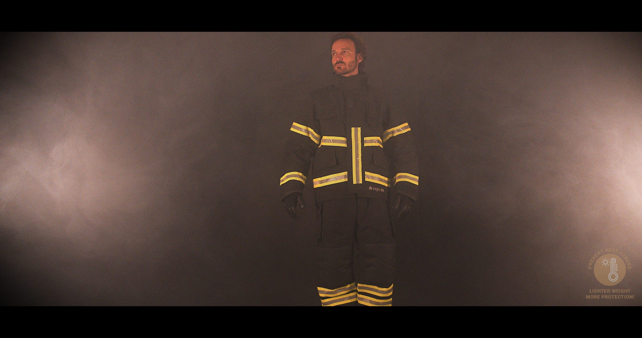 Eagle Vulcan Fire Suit with PBI Gemini XTL and Stedair 3000E